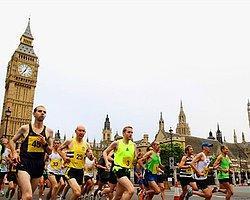 Spor Maratonda altın Ugandaya gitti