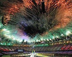Olimpiyatlar Müthiş Bir Şov İle Sona Erdi
