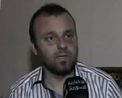 Türkiyeli Kayıp Gazeteci Suriye TV'sinde