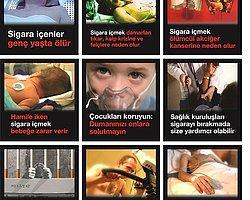 Körfez Ülkelerinde De Sigara Paketlerine Görsel Uyarı Koyulacak