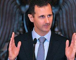 Esad'dan tampon bölge açıklaması