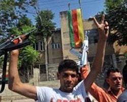 Suriyeli Kürtlerin Kampında Çatışma Çıktı