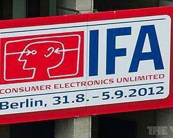IFA 2012 Berlin Bugün Başlıyor