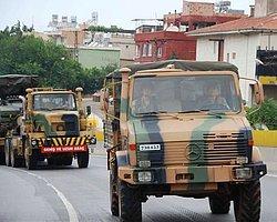 Kahramanmaraş'ta Askeri Araca Saldırı: 1 Asker Yaralı
