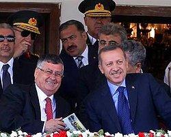 Erdoğan ile Keskin'in bayram sohbeti!