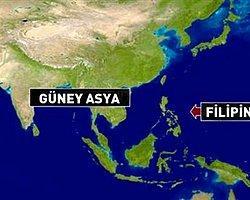 Filipinler'de 7.9'luk Deprem