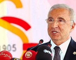 Galatasaray Yönetimi'nde İstifa