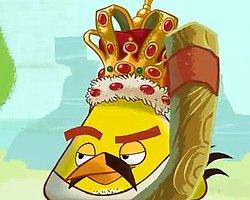 Freddie Mercury, Angry Birds Kuşu Oldu
