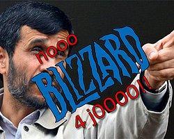 Blizzard'Dan İran'a Wow Yasağı