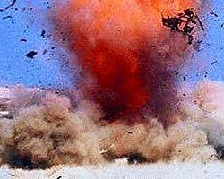 Bingöl'de Patlama: 1 Ölü, 2 Yaralı
