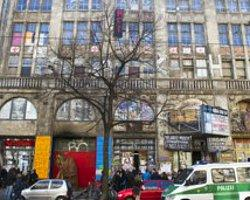 Berlin Tacheles Sanatevi Boşaltıldı