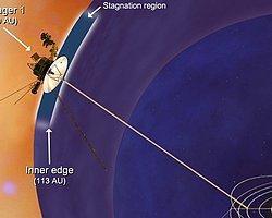 35 yılda Güneş Sistemi'ni Geçecek