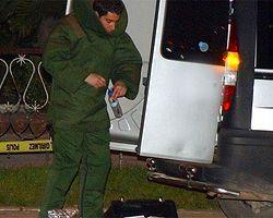 İran Plakalı Araçta Bomba Araması