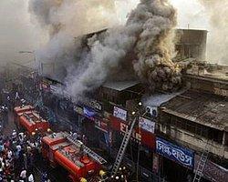 Havai Fişek Fabrikasında Yangın: 30 Ölü