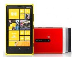 Ve Nokia Lumia 920 Sahnede!