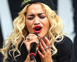 Rita Ora 'ORA' Albümüyle İngiltere'de Tekrar 1 Numara!