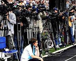 Gazetecilere 'Dayak Korumalı' Şapka