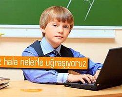 Estonya'da Bilgisayar Dili 1'inci Sınıfa Girdi