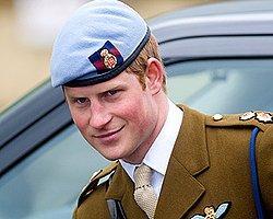 Prens Harry Dört Ay Afganistan'da Görev Yapacak