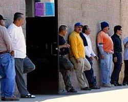 ABD'de İşsizlik Yüzde 8.1'e İndi