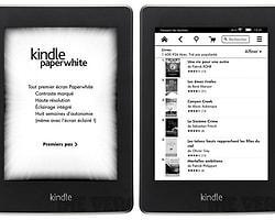 Gözlerinizi Düşünen e-Kitap Okuyucu 'Paperwhite' Sonunda Piyasaya Çıkıyor