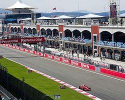 Sahibinden Kiralık F1 Pisti