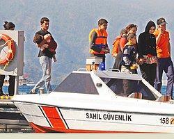 İzmir'de Mülteci Teknesi Battı: En Az 20 Ölü