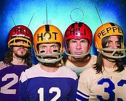 Red Hot Chili Peppers İstanbul'la Buluştu