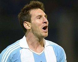 Messi 2014'te Zaferden Emin!