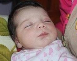 Feci Kazadan Kurtuldu, Bebeğini Doğurdu