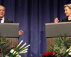 Lavrov ve Clinton İşbirliği Memorandumu İmzaladı