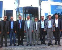 Belediye Başkanı Ak Parti'Ye Geçti