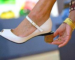 Ayakkabını Değil Topuğunu Değiştir