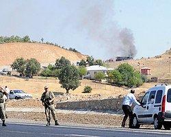 Askeri Konvoya Saldırı: 1 Şehit 48 Yaralı
