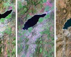Burdur Gölü'nün Üçte Biri Kayıp