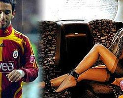 Arda ile Paris Hilton El Ele