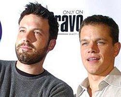Ben Affleck ve Matt Damon Tekrar Bir Arada!