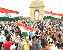 Hindistan'da milyonlar grevde