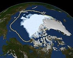 Buz Eriyor İnsanlık Seyrediyor!