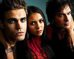 Olimpiyat Yıldızı 'The Vampire Diaries'de