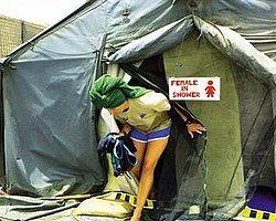 Kadın Asker Cephede Doğurdu