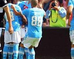 Napoli'nin Vargas'ı var: 4-0