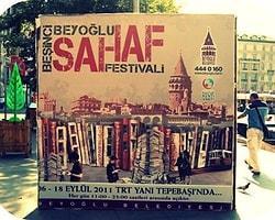 Beyoğlu Sahaf Festivali 25 Eylül'de Başlıyor