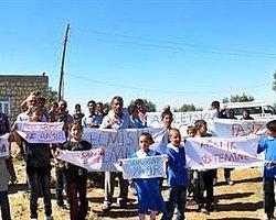 Mardin'de Ağaya İsyan