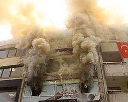 Türkü Barda Yangın: 1 Ölü!