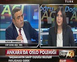 """""""Hükümet Oslo'da PKK'yı Aldattı"""""""