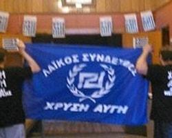 Yunan Irkçılar ABD'de