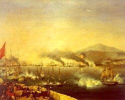 Atlas Tarih'te Navarin Faciası
