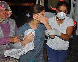 Sızan Amonyak 50 İşçiyi Zehirledi