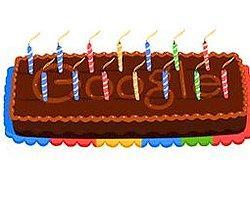 Arama Motoru Google 14. Yaşını Kutladı